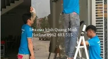 Sửa Cửa Kính Tại Hà Nội Nhanh Chóng, Chuyên Nghiệp, Gía Tốt, Phục vụ 24/7